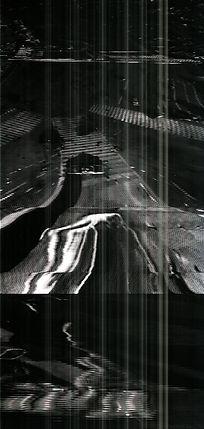 exploring pixels, pixel movement, layer overlap, sharpness, vagueness, bert koeck