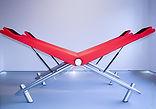 "bert koeck, dubrovnik double lazy chair, conceptual photography, art, experiment, brussels, kortenberg, art exhibitions, conceptual photography"""