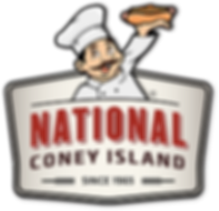 NATIONAL CONEY ISLAND PRIMARY LOGO WITH