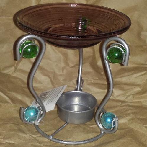 Glass Pane Aroma Burner