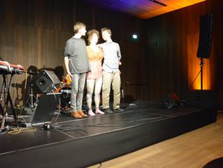 Magdalena Grabher Trio im Kunsthaus Bregenz, 6th December 2017