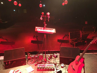 Today in Leipzig as Support For BERNHOFT Show!
