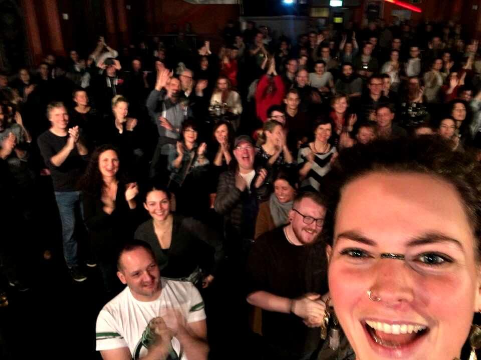 Support Of Jarle Bernhoft Show