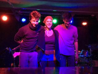 19.1.18 // Magdalena Grabher Trio im RIEN in Wien