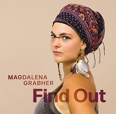 Find Out - Album Cover : magdalena grabh
