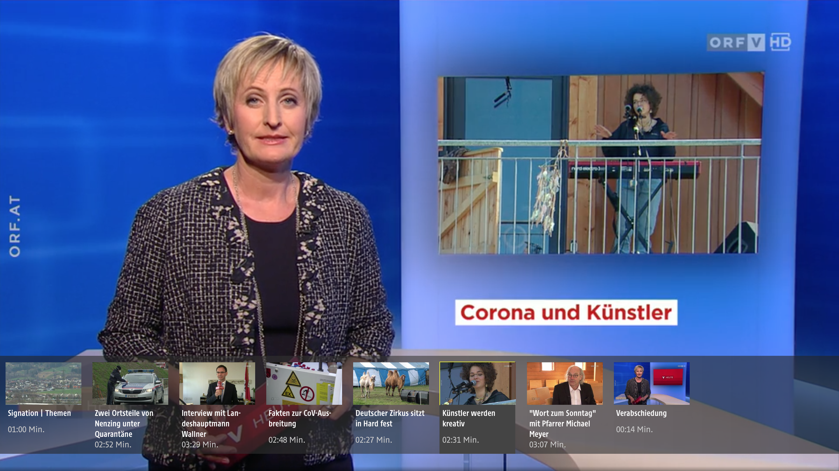 ORF TV