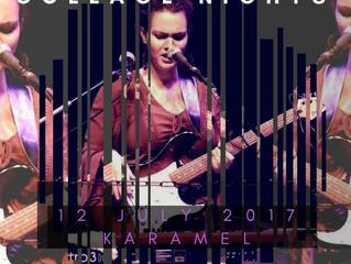 12th of July 2017 at Kabaret at Karamel London
