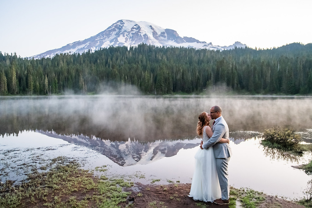 Where to elope, Olympic National Park, Ruby Beach