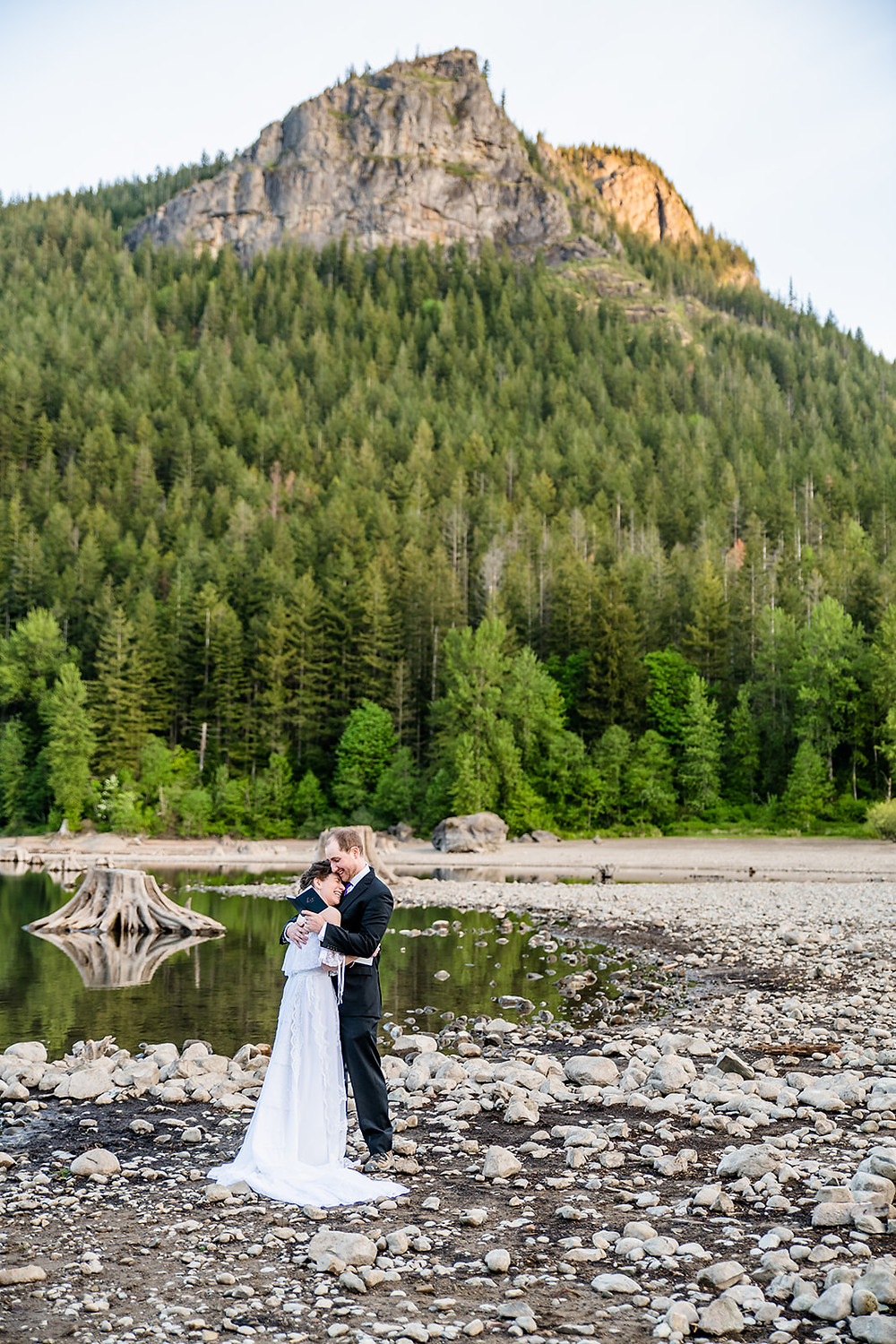 Top places to have an adventure elopement, Washinton