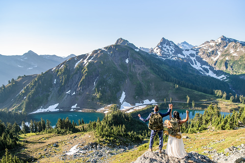 Colchuck Lake, Washington- Top places in the United States to elope