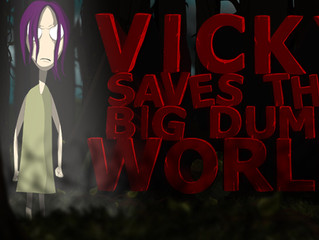 Vicky coming to Steam, Naked on the backburner, and LUXIS nearing pre-Alpha