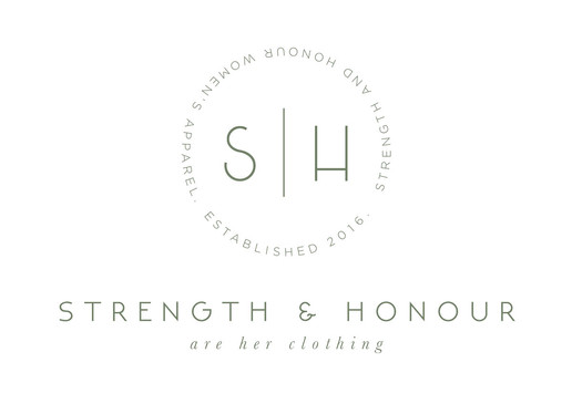 Strength & Honor Logo