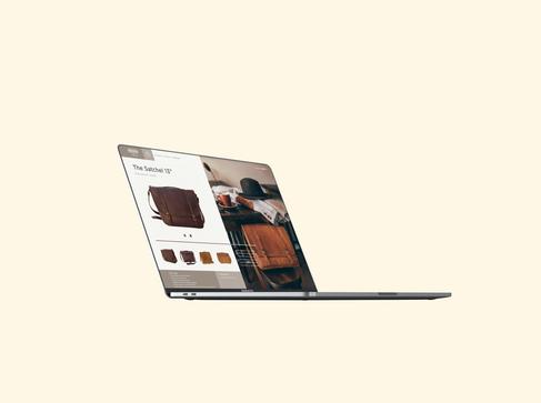 Burgundy Website