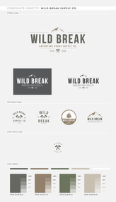 Wild Break Styleguide