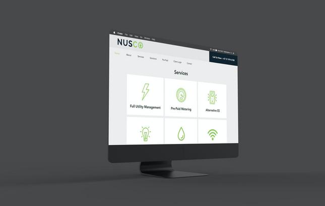 NUSCO Website