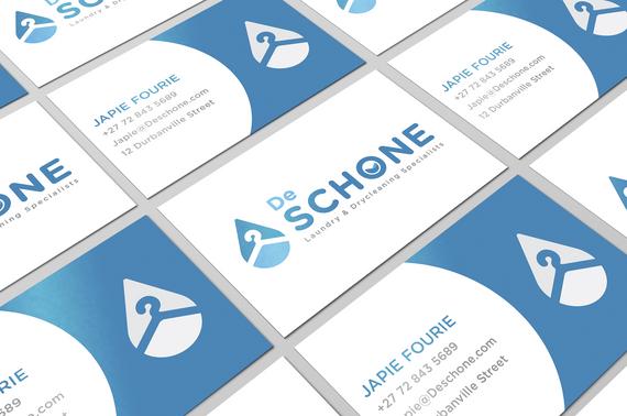 De Schone Business Cards