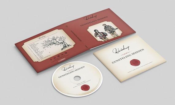 CD Album Design