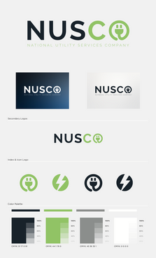NUSCO Branding