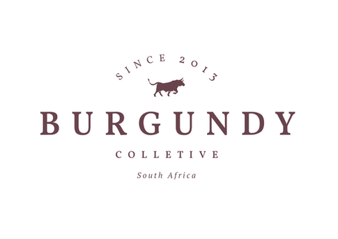 Burgundy Collective Logo
