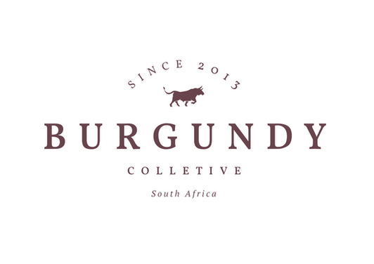 Burgundy Collective Logo