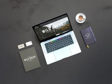 Wild Break Branding