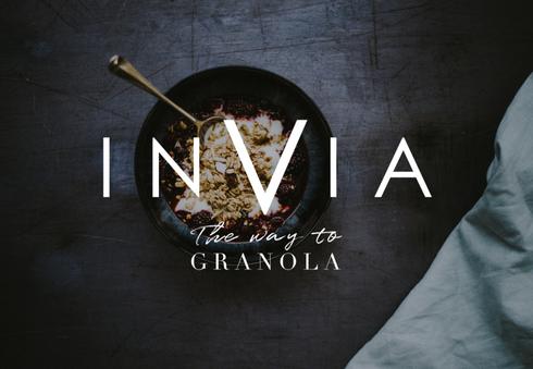 Invia Logo Design