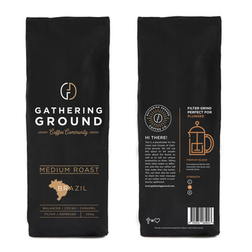 Gathering Ground Packaging