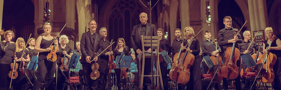 whitehall orchestra
