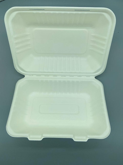 Clamshell Burger Box - 100 unidades