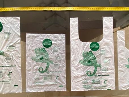 Nuestras fundas biodegradables y compostables