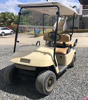 Golf Cart for rent