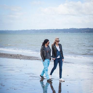 Nikki & Rachel get to know each other
