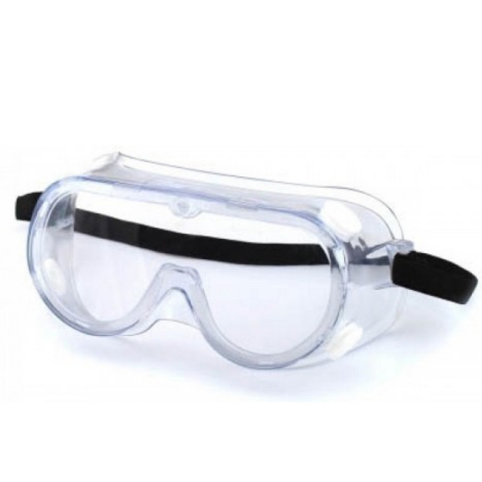 3MTM 1621 POLYCARBONATE SAFETY GOGGLES F