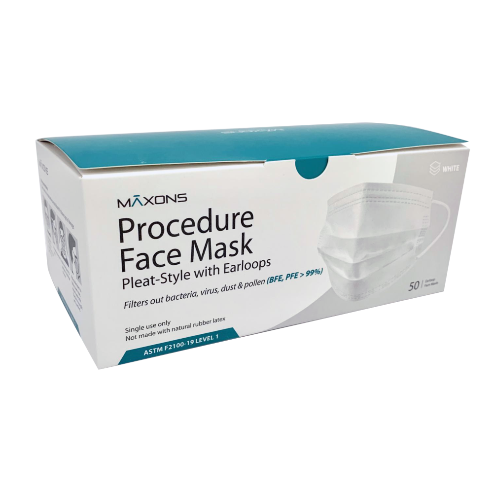 3-Ply Surgical Face Mask