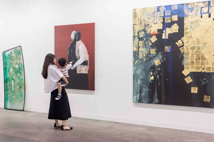 Art Basel in Hong Kong 2018