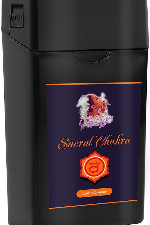 Sacral Chakra Blend