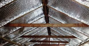 Radiant barriers are incredibly effective at reducing thermal gains in attics