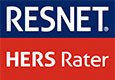 RESNET is the certifying board for all HERS raters. The HERS rating underpins all major energy efficiency certifications.