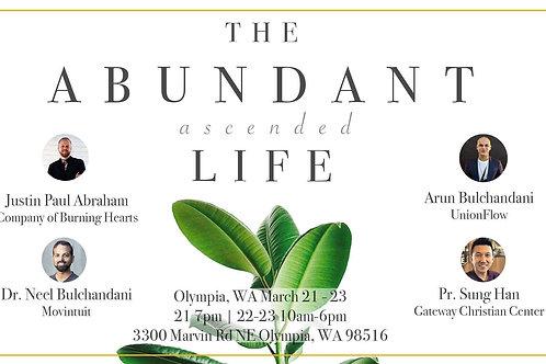 Abundant Life Conference 2019
