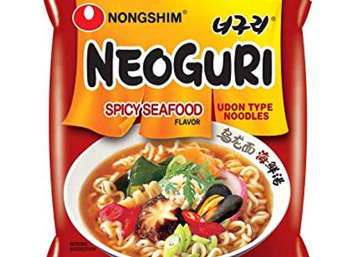 NONGSHIM Neoguri Instant ramen noodles