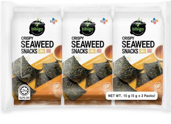 BIBIGO Sesame Seaweed Sheets