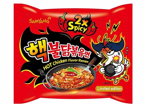 SAMYANG Hot Chicken Flavor Ramen (stir-fried)