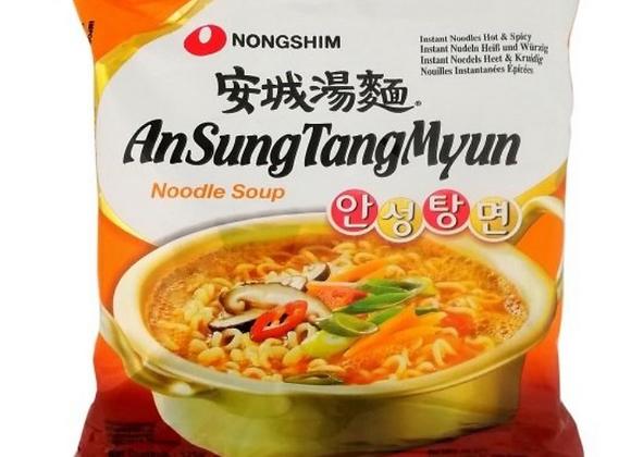 NONGSHIM An Sung Tang Myun Hot & Spicy Ramyun