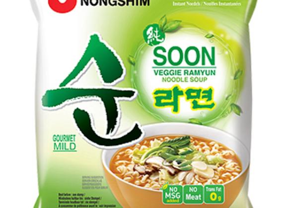 NONGSHIM SOON Veggie Ramyun