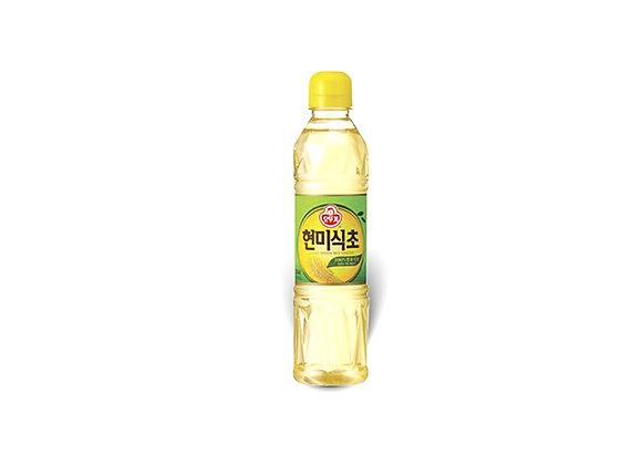 OTTOGI Brown Rice Vinegar - 500 ml