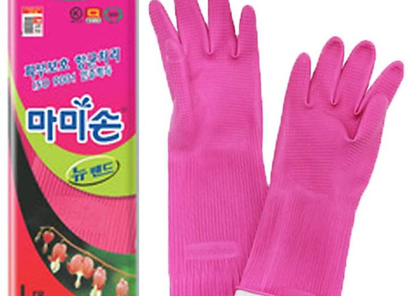 MAMISON Rubber Gloves - size L
