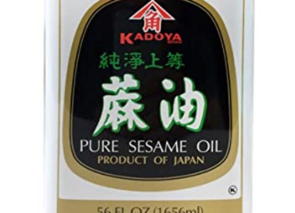 KADOYA Pure Sesame Oil - 1 656 ml