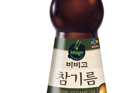CJ BIBIGO 100% Sesame oil - 160 ml