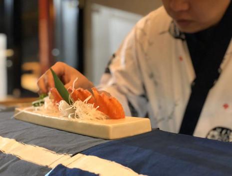 Chef Placing Sashimi Close Up 3.jpg