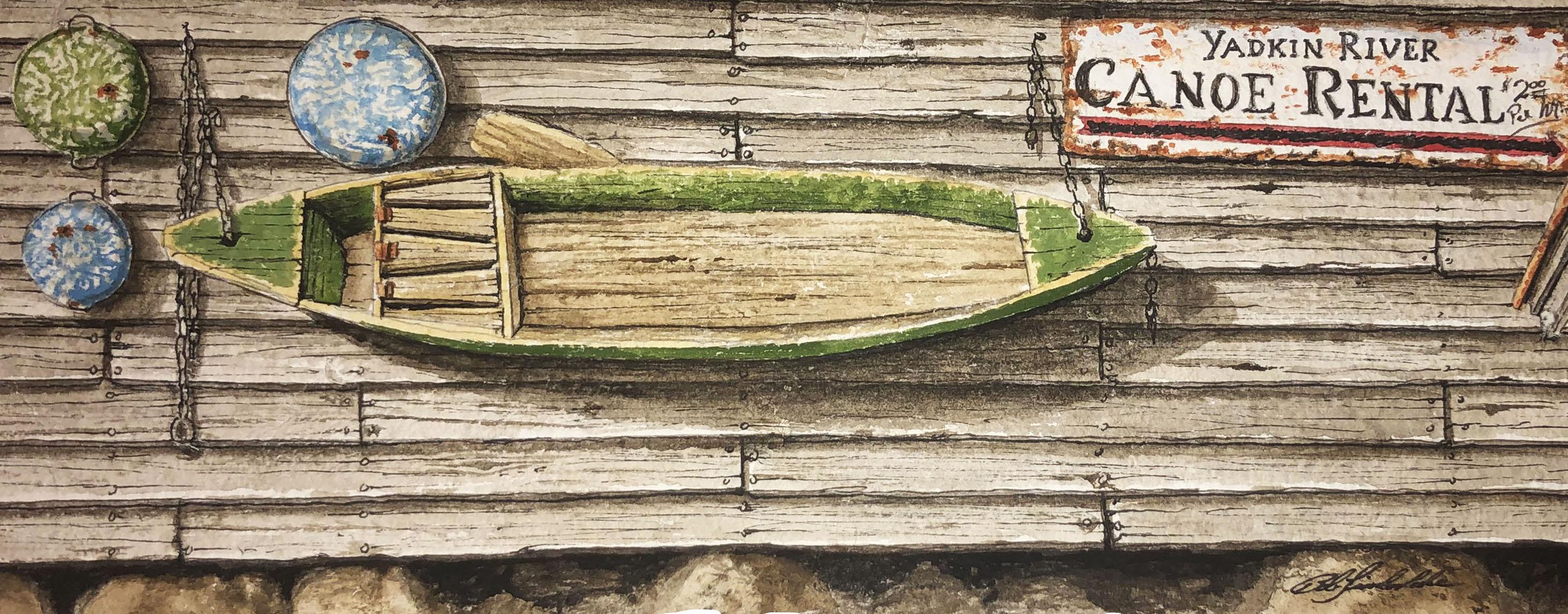 Yadkin Canoe Rental